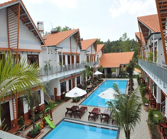 Camellia Resort & Spa Phú Quốc