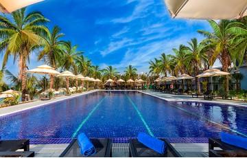 Combo Amarin Resort 4* + Vé máy bay khứ hồi Hà Nội - Phú Quốc