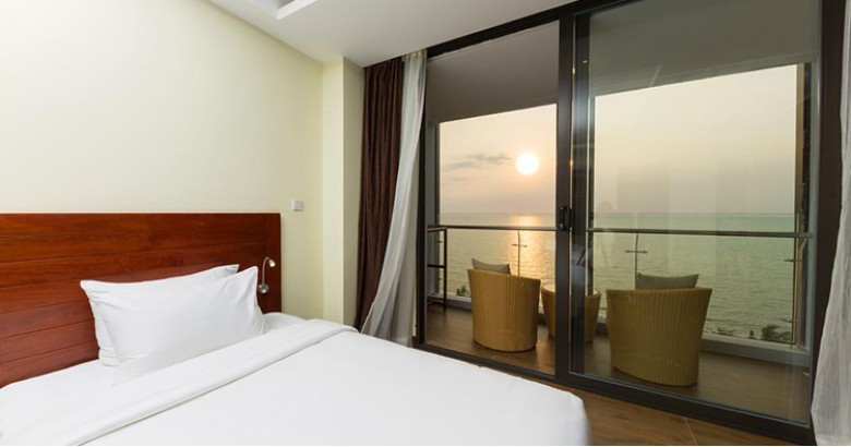 Combo Amarin Resort Phú Quốc + Vé máy bay Hà Nội - Phú Quốc