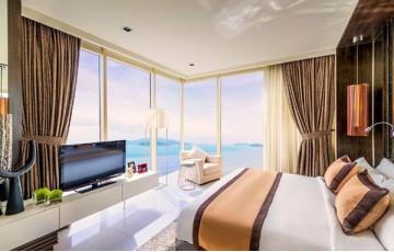 Combo The Costa Hotel 4* + Vé máy bay khứ hồi HN - NT