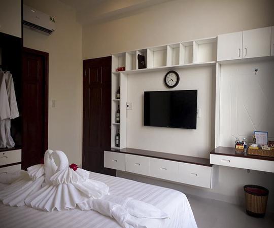 Phòng Suite Hướng vườn (Suite Garden View)