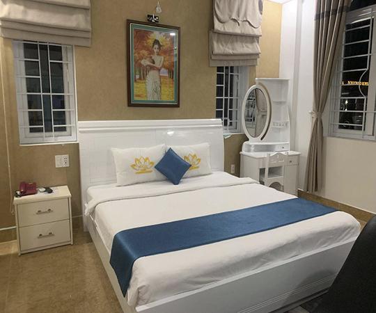 Phòng sang trọng giường đôi (Luxury Double)