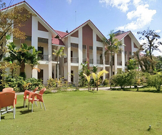 Khu nghỉ dưỡng Bạch Dương Phú Quốc