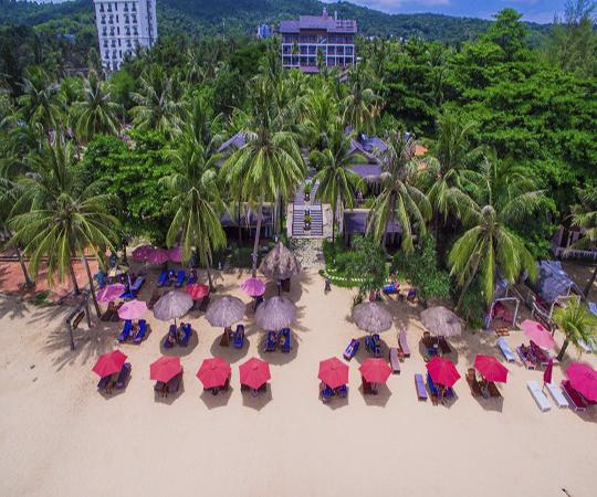 Khu nghỉ dưỡng Tropicana Phú Quốc