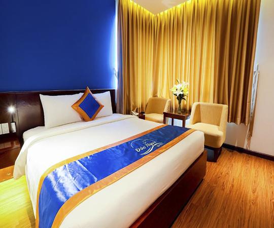 Phòng Tiêu Chuẩn Có Giường Cỡ King (Standard King Room)