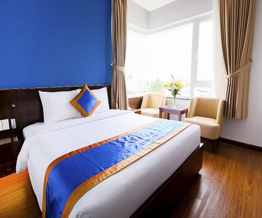 Superior giường đôi (Chỉ bao gồm phòng tắm vòi sen) (Superior Double (Shower Only))