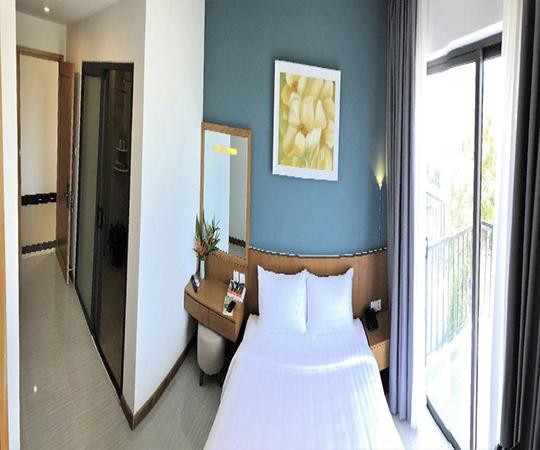 Superior giường đôi có ban công (Superior Double with Balcony)