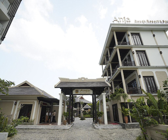 Khu nghỉ dưỡng Anja Beach Phú Quốc