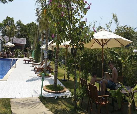 Khu nghỉ dưỡng White Lotus Phú Quốc