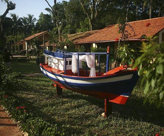 Khu nghỉ dưỡng Langchia VillagePhú Quốc