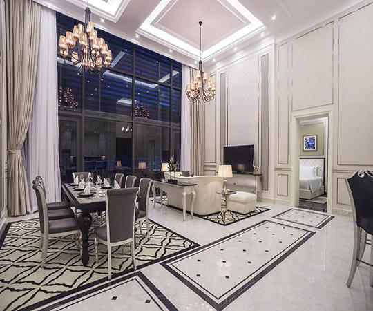 Biệt thự 2 phòng ngủ (Two Bedroom Villa)