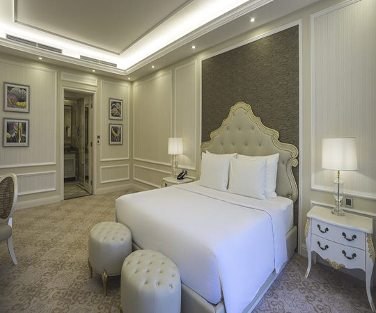 Suite 1 phòng ngủ (One-Bedroom Suite)