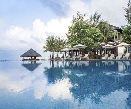 Khu nghỉ dưỡng Eden Resort Phú Quốc