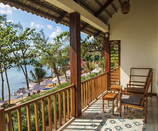 Biệt thự trước biển (Beach Front Villa)