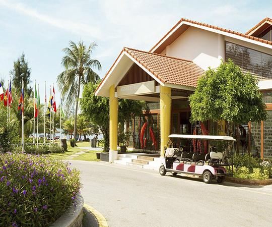 Khu nghỉ dưỡng Mercury Phú Quốc Resort and Villas