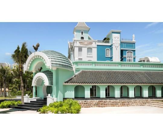 Khu nghỉ dưỡng JW Marriott Phu Quoc Emerald Bay