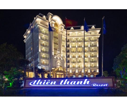 Khu nghỉ dưỡng Thiên Thanh Phú Quốc