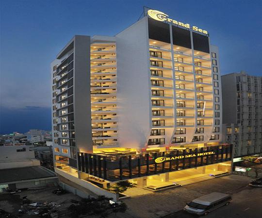 Grand Sea Hotel Da Nang