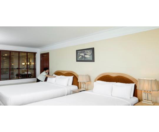 deluxe có giường đơn nhìn ra đại dương