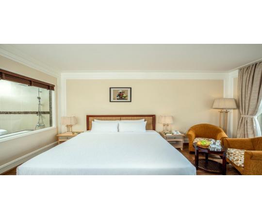 Phòng Premier Có Giường Cỡ King Và Tầm Nhìn Ra Đại Dương