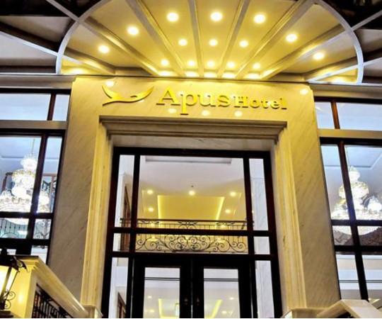 Khách sạn Apus