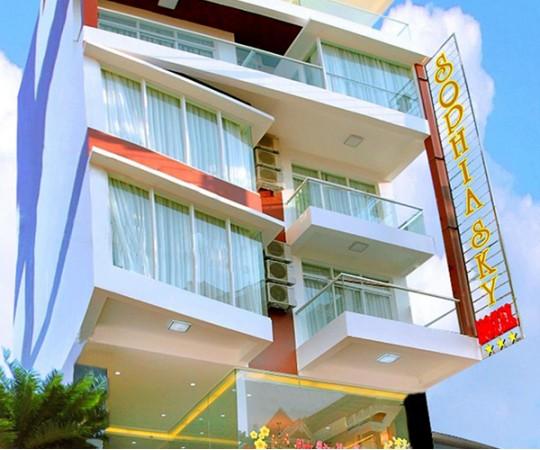 Khách sạn Sophia Sky