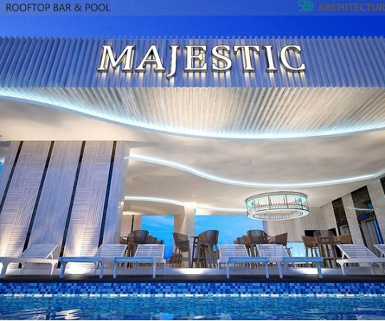 Khách sạn Majestic Premium