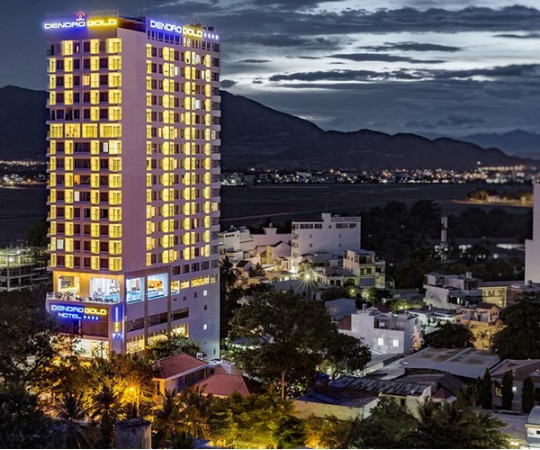 Khách sạn Dendro Gold