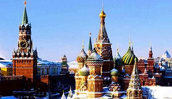 Những địa điểm tham quan không thể bỏ qua đi đến Nga