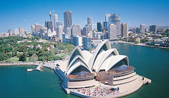 Những điểm du lịch nổi tiếng ở Úc