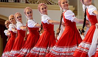 Nét văn hóa đặc trưng của nước Nga