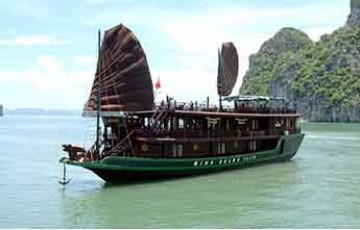 Hạ Long - Du Thuyền 3 sao