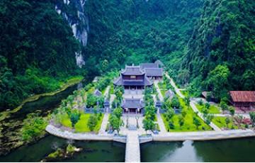 Hoa Lư - Tam Cốc