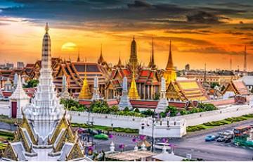 Bangkok - Pattaya 5N4Đ