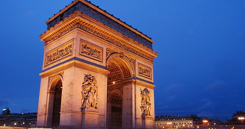 Khải hoàn môn (Arc de Triomphe)
