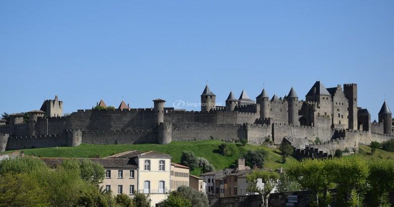 Pháo đài Carcassonne