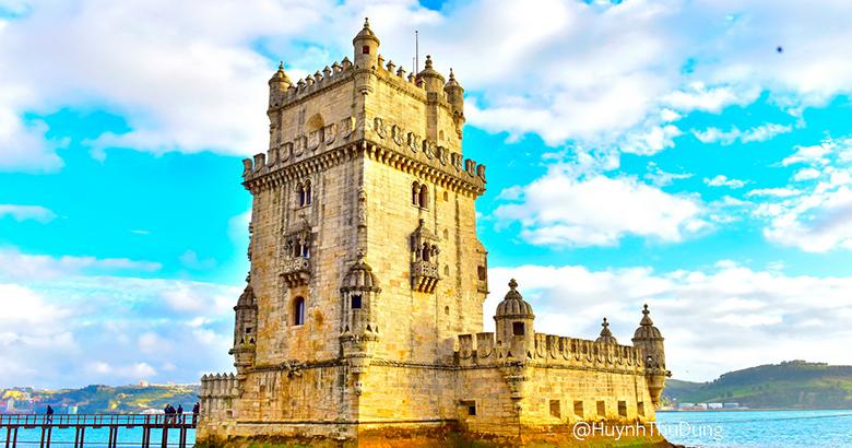 Tháp Belem Bồ Đào Nha