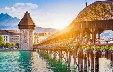 Tour du lịch Pháp - Thụy Sĩ - Ý
